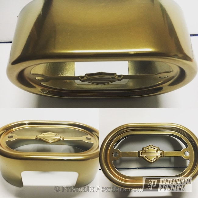 Powder Coating: SUPER CHROME USS-4482,chrome,Candy Gold PPB-2331,Motorcycles
