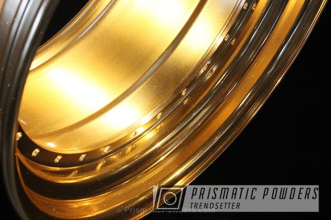 Powder Coating: Flaming Gold PPB-4698,Wheels,BMF Forged