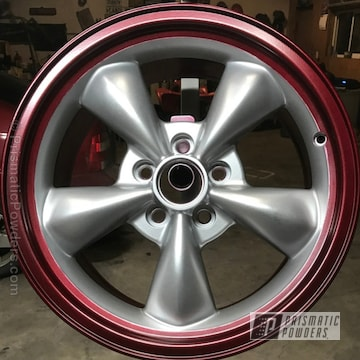 Soft Clear Over Bmw Silver And Illusion Cherry