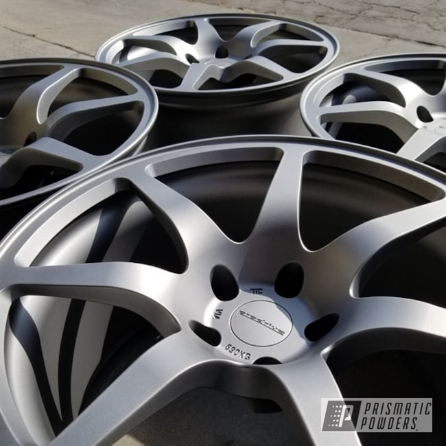 Powder Coating: Wheels,Automotive,Casper Clear PPS-4005