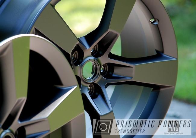 Powder Coating: Automotive,BLACK JACK USS-1522,Custom Wheels,Chevy Camaro,Chevrolet,Custom Powder Coated Rims,Custom Auto Parts,Powder Coated Camaro Wheels,Powder Coat Wheels,Camaro