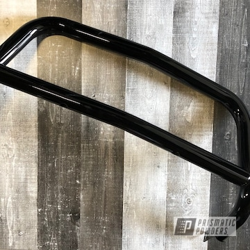 Truck Push Bar In Ink Black