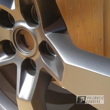 Powder Coated Camaro Ss Wheels In Black Jack