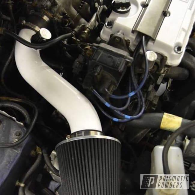 Powder Coating: Auto Parts,Automotive,Auto Anthracite Polychem,Gloss White PSS-5690
