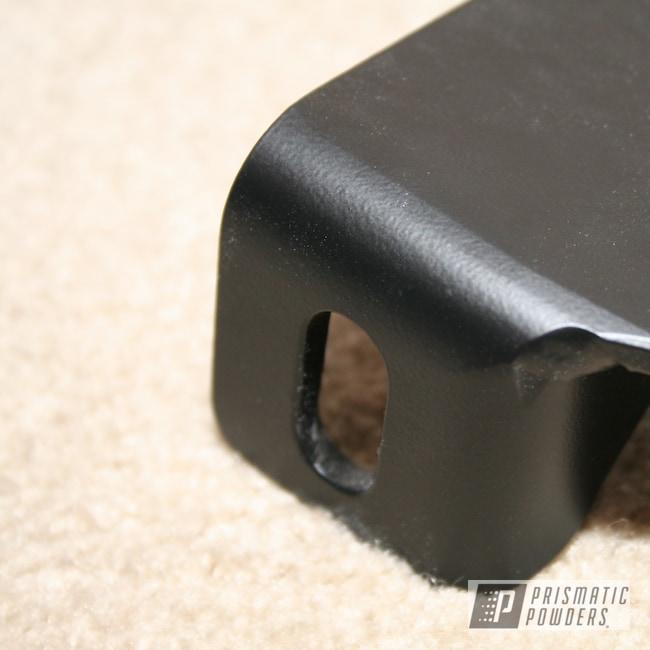 Powder Coating: Seat Bracket,Miata,Mazda,Lotus,Bracket,Seat,Silk Satin Black HSS-1336,Lotus Seats