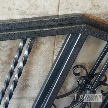 Custom Hand Railings In Silver Artery And Clear Vision