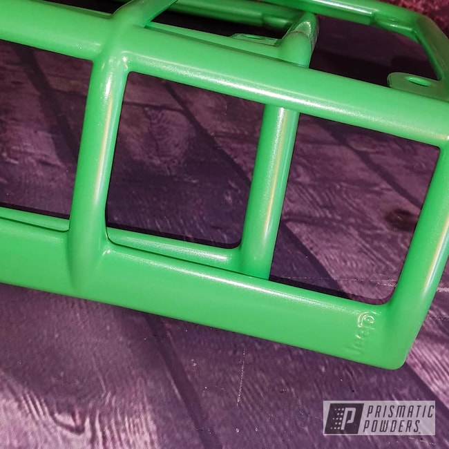 Powder Coating: Off Road,Automotive,Limelite PMB-0869,Jeep