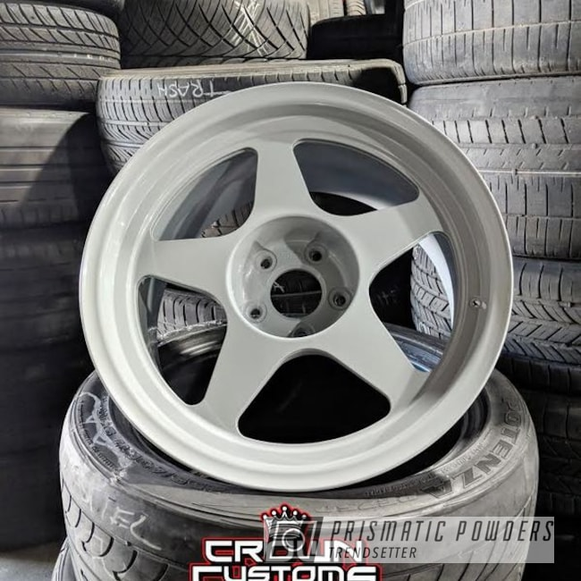 Powder Coating: Wheels,Automotive,Custom Wheels,RAL 7042 RAL-7042,Custom Powder Coated Wheels,Wheel Repair,18inch
