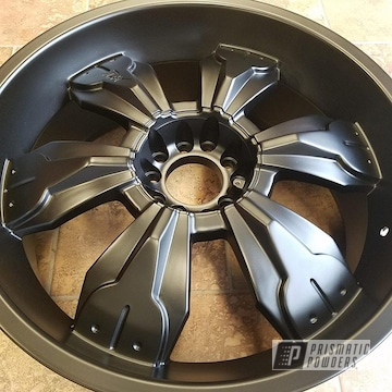 Powder Coated 22 Inch Rims