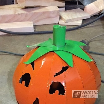 Tacate Green And International Orange