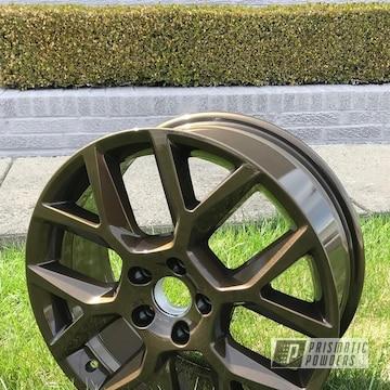 Custom Wheels In Clear Vision And Dark Bronze Ii