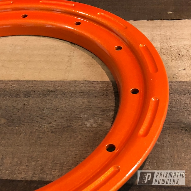 Powder Coating: Clear Vision PPS-2974,ATV,#justorange,Illusion Orange PMS-4620,Ring,Beadlock