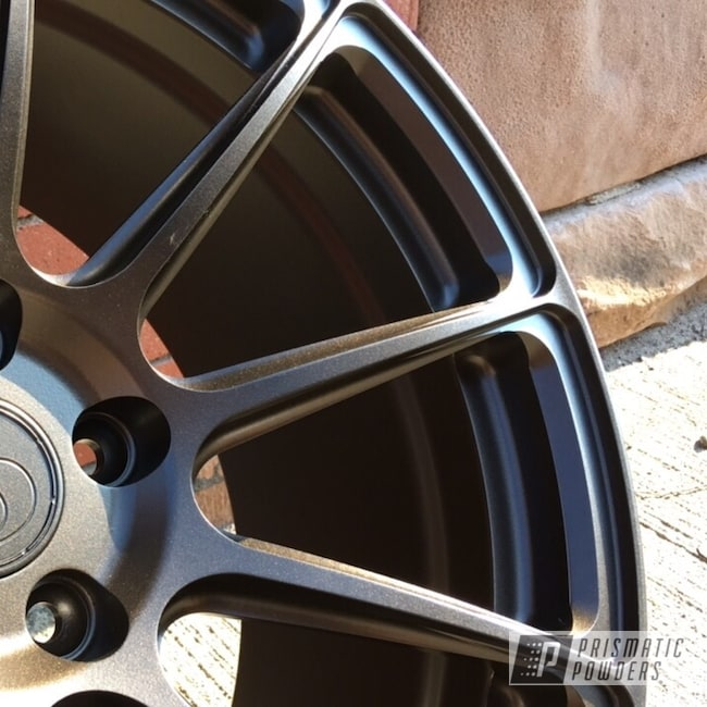 Powder Coating: Stone Bronze PMB-2106,Wheels,Automotive,Signature Wheels,Custom Wheels