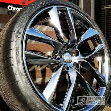 Black Chrome Ii Wheels