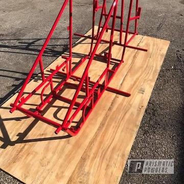 Powder Coated Frame
