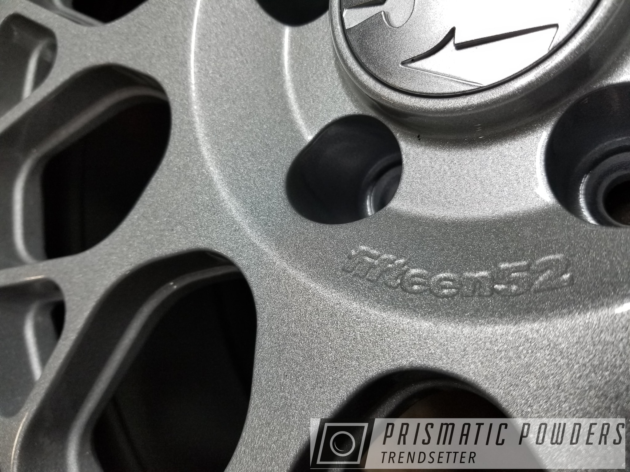 Powder Coating: Wheels,Automotive,SILVER METALLIC II PMB-0513,1552,#1552