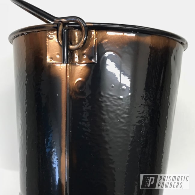 Powder Coating: Antique,Buckets,SOFT RUBBED BRONZE UMB-1326,#household,Household
