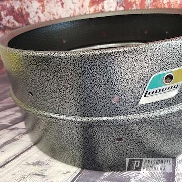 Custom Powder Coated Snare Drum