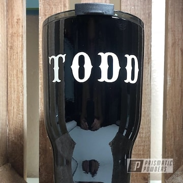 Powder Coated Tumbler Cup