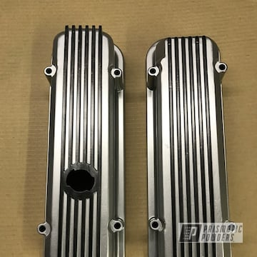 Refinished Powder Coated 3.8 Litre Valve Covers